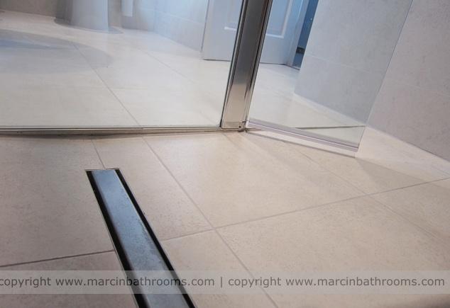 linear drain in wet room d4 pinterest. Black Bedroom Furniture Sets. Home Design Ideas