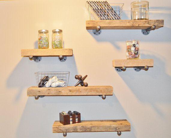 Floating Shelves Woodworking Plans