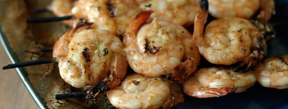 whiskey soaked shrimp | seafood | Pinterest