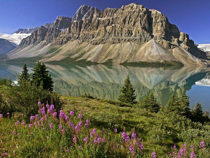 Banff National Park.