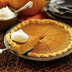 Silky Smooth Pumpkin Pie | Desserts | Pinterest