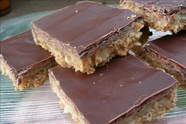 Toffee Bars | Recipe