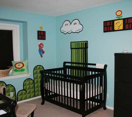 Pinterest for Baby rooms decoration games