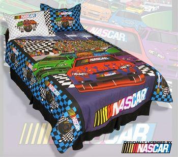 nascar bedding full size