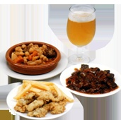 new picture added to Mallorca Galleryl Tapas y cerveza