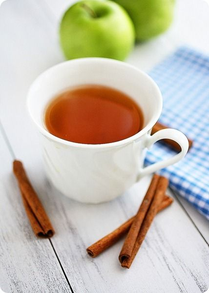 Hot Apple Cider - Lovely! A little strong though...I doubled the ...