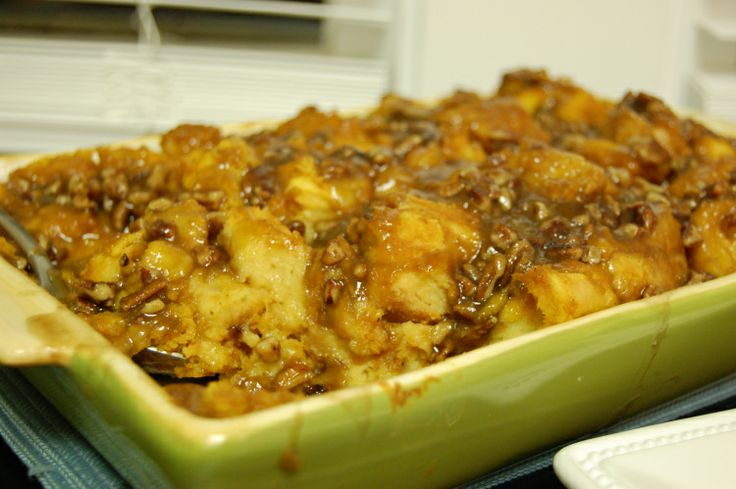 Pumpkin bread pudding | Delectable Desserts | Pinterest
