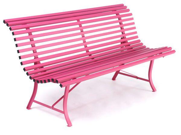Sweet Pink Garden Bench Beautiful Pink Trees And Shrubs Pinterest