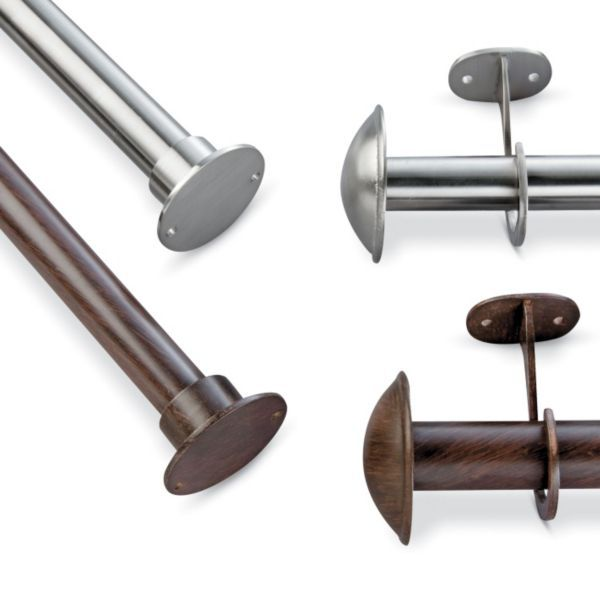 Outdoor curtain rods stuff to try pinterest
