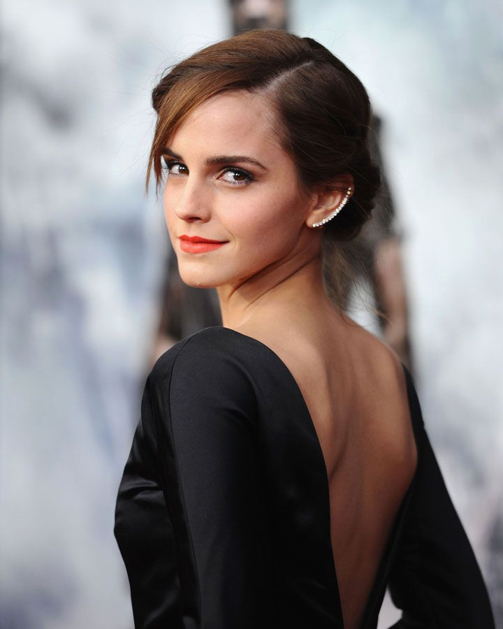 Emma Watson Says She's Excited to Age Emma Watson Age