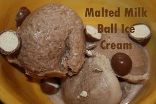 Malted Milk Ball Sundae Recipe — Dishmaps