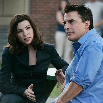 Alicia & Peter Florrick on The Good Wife | TV Shows ...