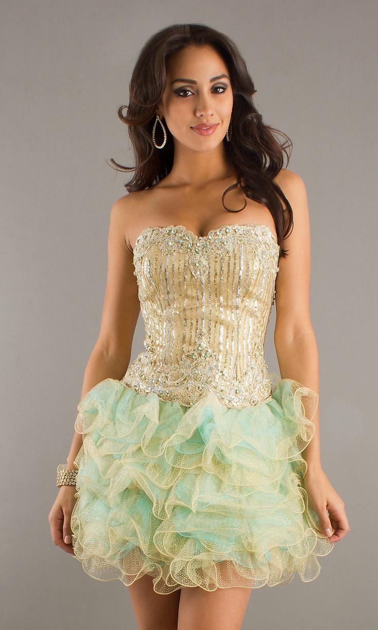 short evening dresses for weddings