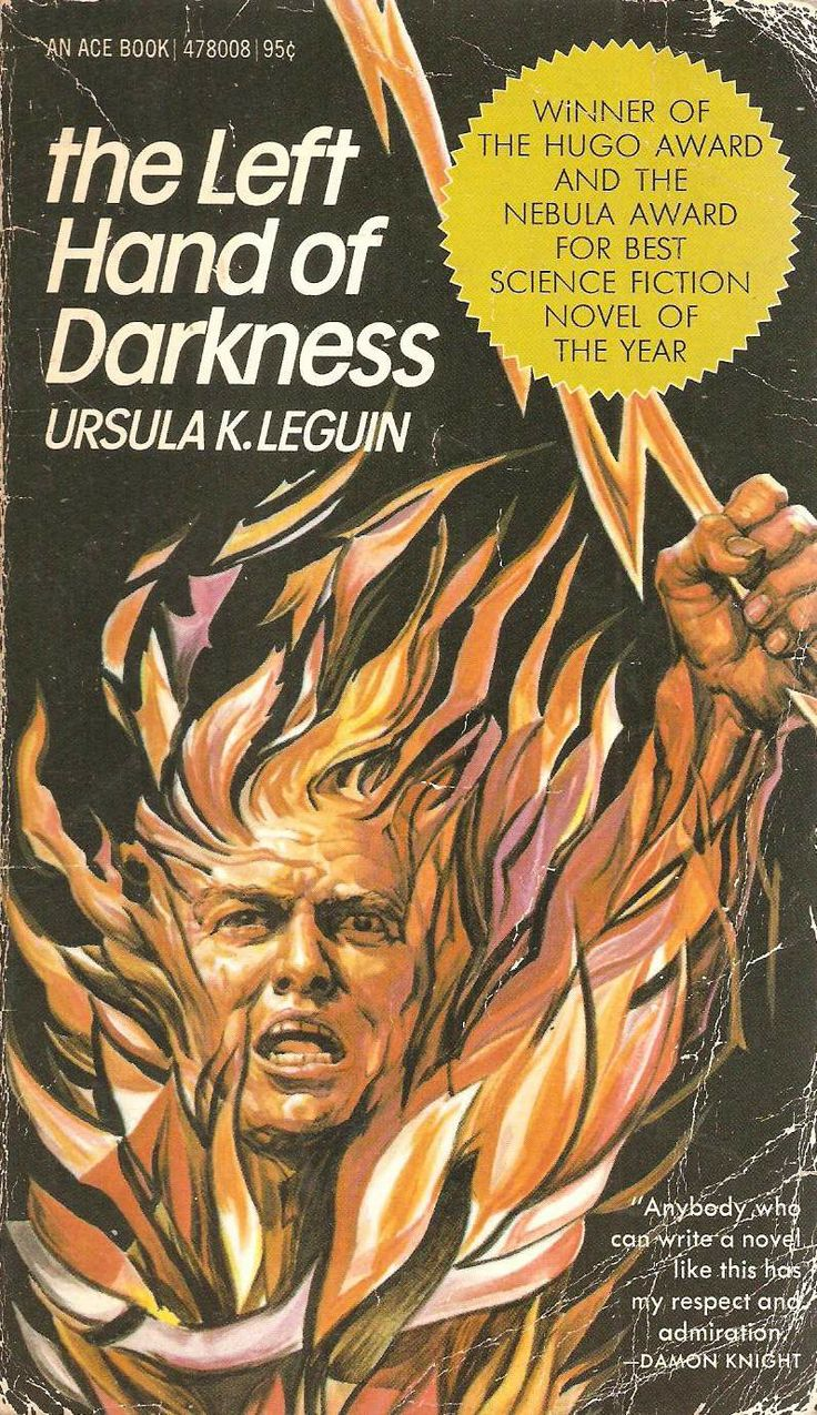 ursula leguin s the left hand of Ursula k le guin was born in berkeley, california, the daughter of a pioneering anthropologist, alfred l kroeber, and a best-selling biographer, theodora kroeber le guin's career as novelist, poet, essayist, translator, and children's book writer spanned more than half a century, and earned her five nebulas and five hugos, among many other awards, and in 2014 she was awarded the.