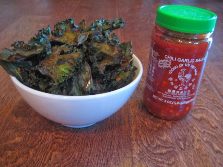 ... chips roasted kale chips with sea salt and vinegar baked chili kale