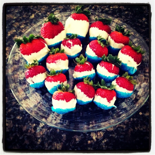 Easy 4th Of July Dessert Recipes Pinterest