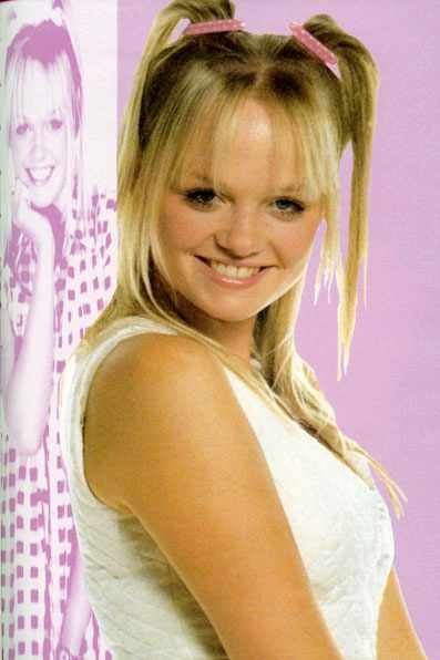 Emma Buntonbaby spice  I always love the cute stuff