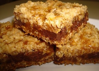 oatmeal carmelitas | Food | Pinterest