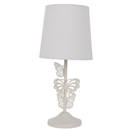 butterfly table lamp dunelm shabby chic vintage nursery pintere. Black Bedroom Furniture Sets. Home Design Ideas