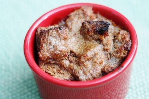 Banana Caramel Bread Pudding VEGAN