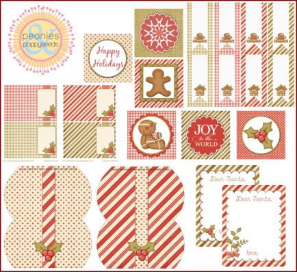 Budget Friendly Christmas Party Favors And Decorations