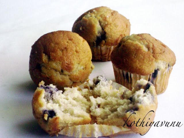 Perfect Blueberry Muffins | Muffins | Pinterest