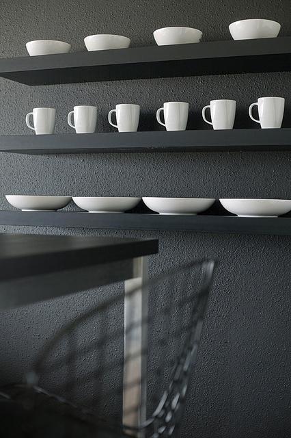 idea for my empty kitchen wall interiors exteriors
