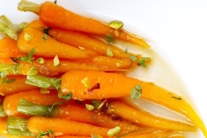 honey roasted carrots | for the foodie in me... | Pinterest