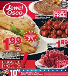 Jewel coupons matchups