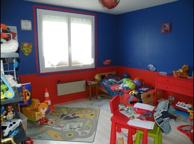 Chambre garcon chambres des enfants pinterest - Chambre garcon ...