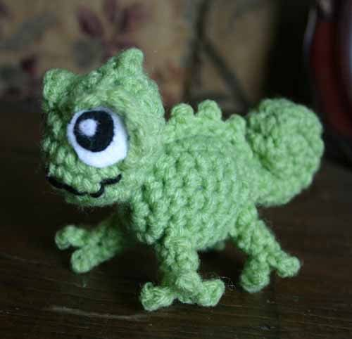 Crochet Chameleons : Pascal Crochet Pattern, this is Nathans favorite movie!!!! I have to ...