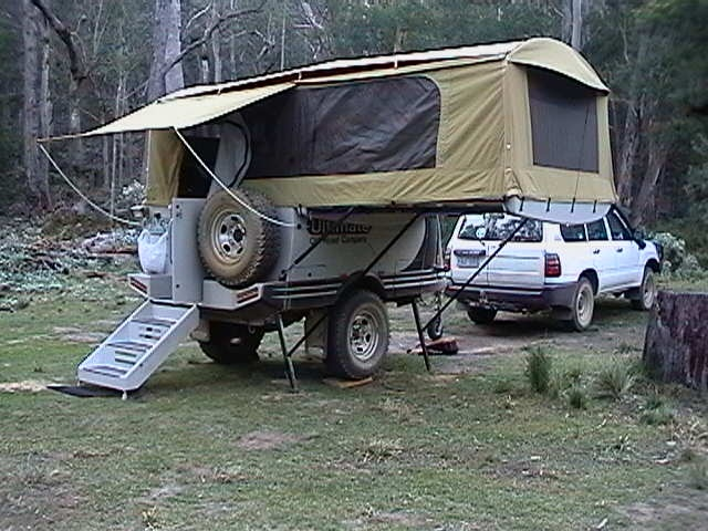 Innovative Camper Trailers