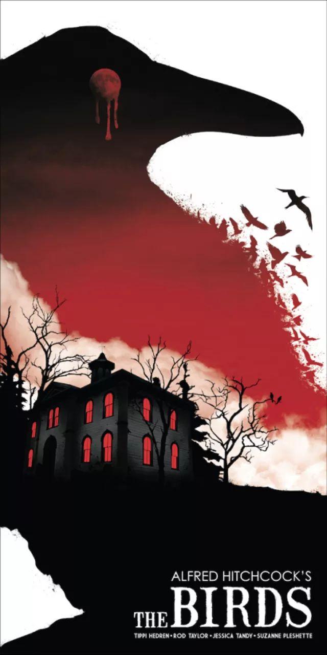 Alternate horror movie posters