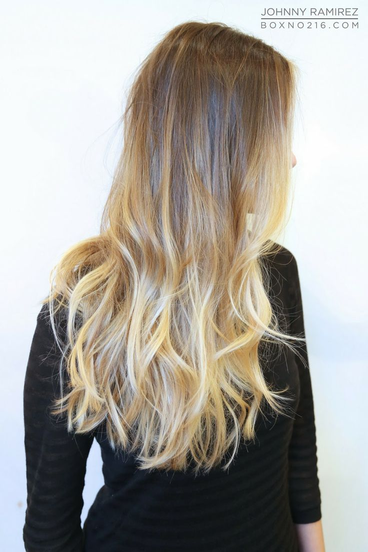 hair color by johnny ramirez   hair.   Pinterest