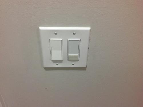 remote light switch. Black Bedroom Furniture Sets. Home Design Ideas