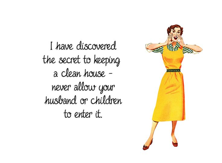 Funny cleaning quotes | Cleaning Quotes | Pinterest