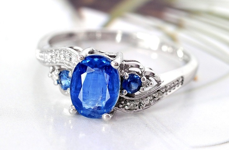 Kyanite jewelry from liquidation channel ring bling for Liquidation tv