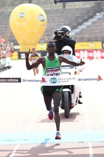Oromian (Oromo) long distance athletes Continued their dominance of the International Marathon as Jakob Jarsoo Kintraa (Men's ) and Worknesh Degefa (Women's) triumphed Chinese Yangzhou International Half Marathon, the IAAF Gold Label Road Race, on Sunday 21st April 2013.