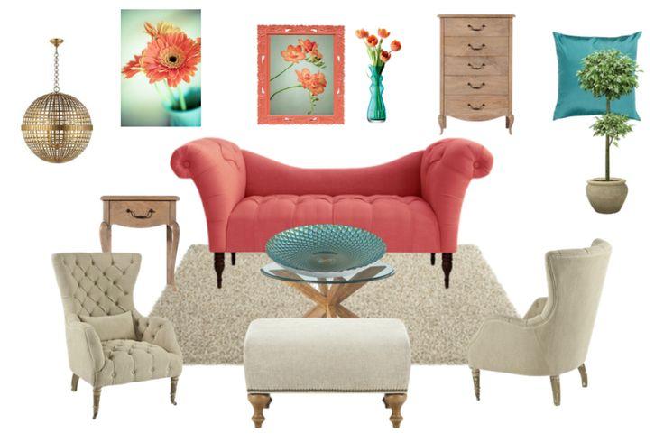 Ideas para decorar tu sala en primavera estilos de for Ideas para decorar tu sala comedor