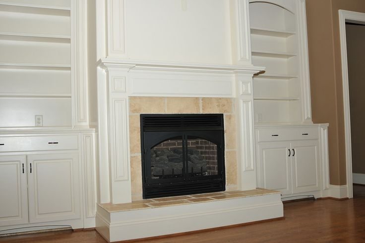 built in cabinets around fireplace home design ideas home design