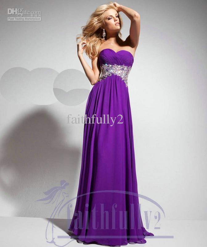 Turquoise And Purple Bridesmaid Dresses - Overlay Wedding Dresses