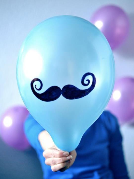 Movember! Let's celebrate