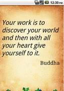 Quotes About Zen Love : Zen Love Quotes. QuotesGram