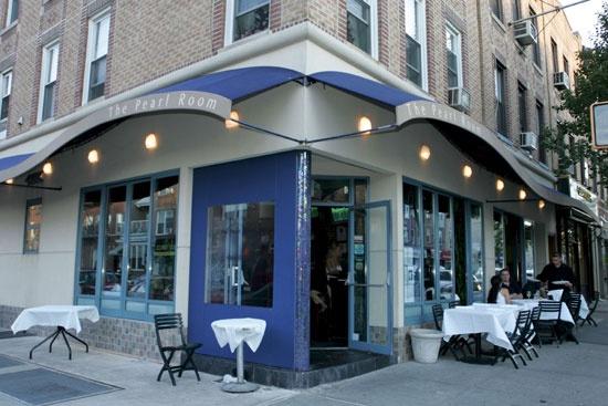 pearl room restaurant in bay ridge brooklyn