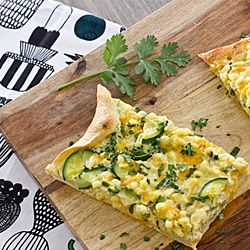 Fresh Corn, Poblano & Cheddar Pizza | Pizzas & Flatbreads | Pinterest