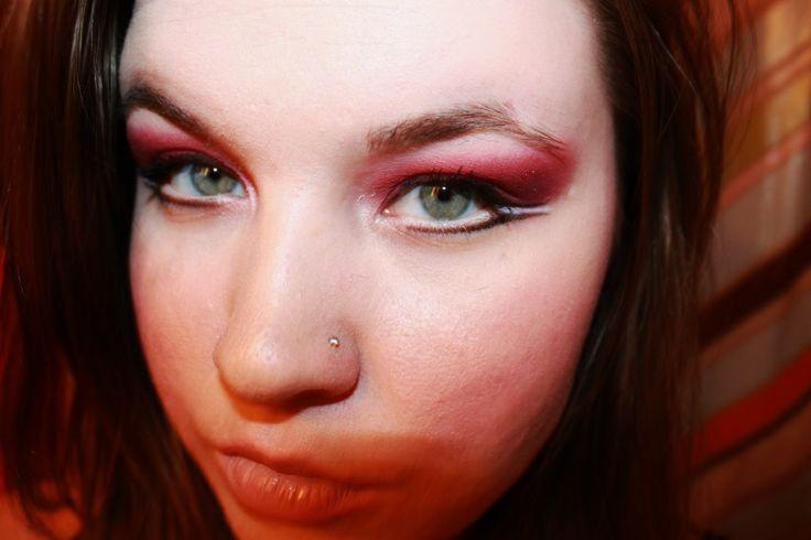 Katniss Everdeen Catching Fire Makeup | Make-up | Pinterest