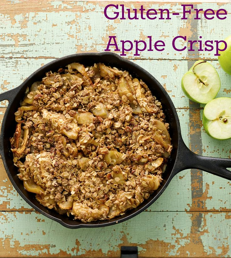 Gluten-Free Apple Crisp | Recipe