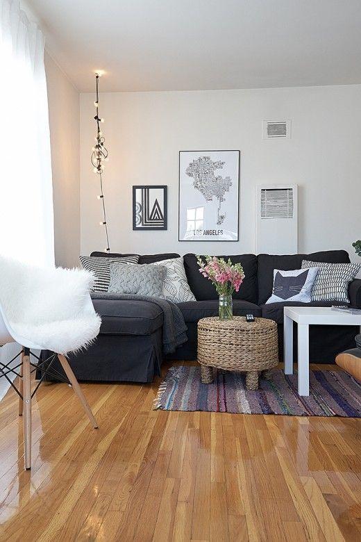 Cori Magee's home via Simply Grove