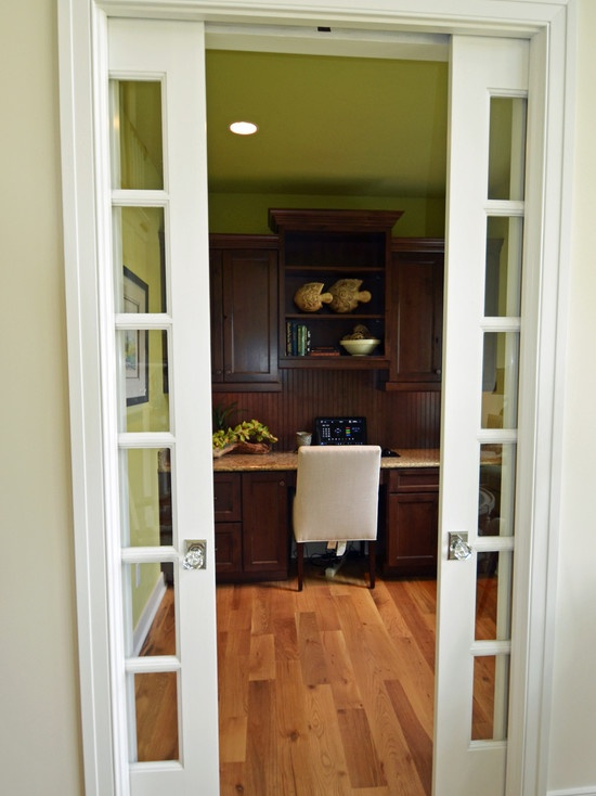 Quotes by lux interior like success for Pocket door ideas