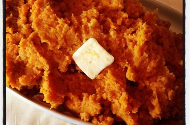 Amazing Pumpkin Mashed Potatoes - Foodista.com